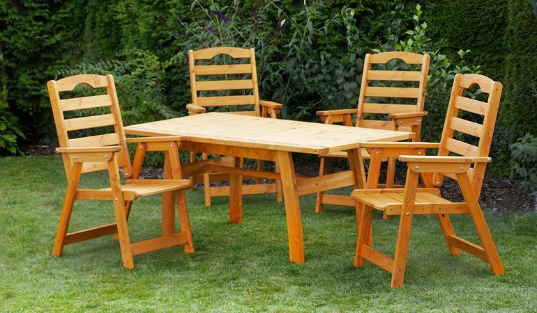 Die richtigen Gartenmöbel aus dem richtigen Holz? Definitiv wichtig!