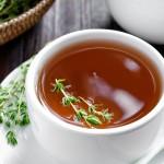 Nach dem Spaziergang wärmt ein guter Tee