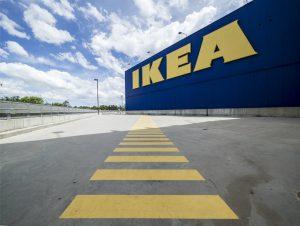 IKEA bietet viele Produkte des täglichen Bedarfs an