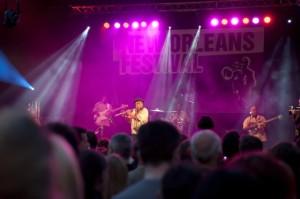 Das New Orleans Festival am Marktplatz Innsbruck gehört zu den fixen Bestandteilen der Festival Saison.