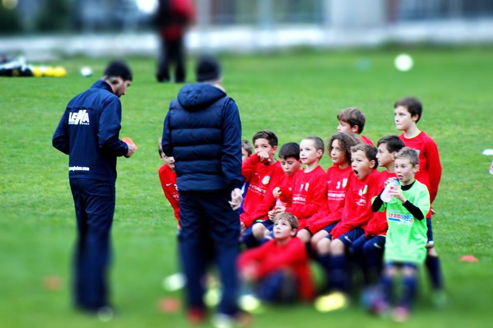 Coaching Und Coaching Im Kinderfussball Lasst Die Kinder