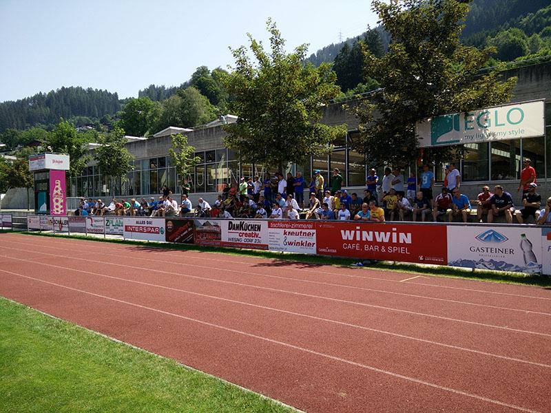 Die Teilnehmer trotzten der Hitze.