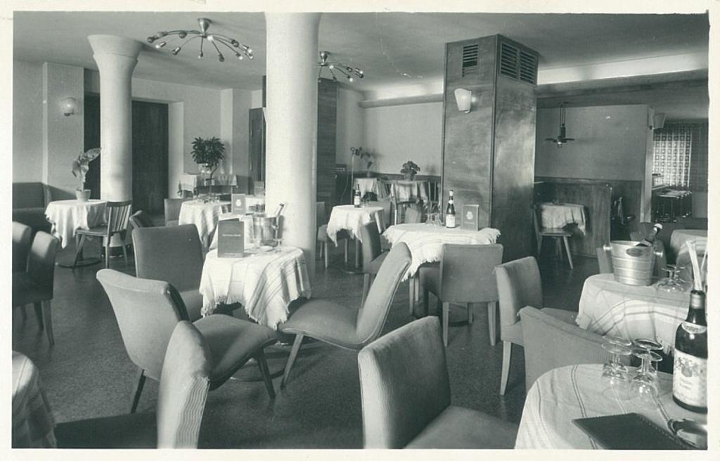 """Das Restaurant im """"Hochfirst"""" im Jahr 1951: Da hat sich einiges geändert!"""