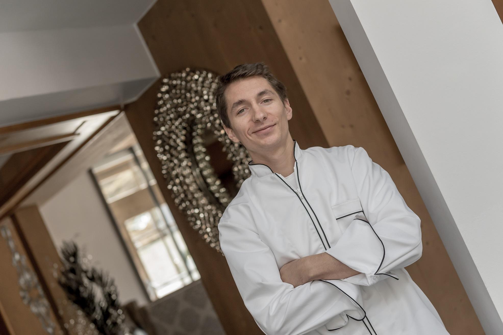 Der Mann für Süßspeisen und Desserts auf höchstem Niveau: Aleksander Nozdrny-Plotnicki