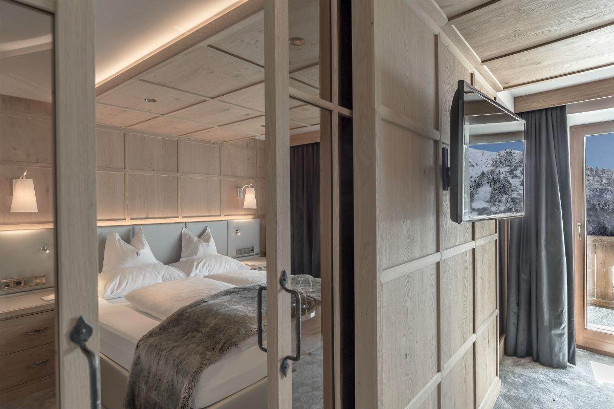 """Skiopening in Obergurgl: Die Zimmer im """"Hochfirst"""": SO geht Luxus!"""