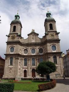 Foto von Tilman2007|Dr. Volkmar Rudolf - Eigenes Werk, hochgeladen auf Wikipedia. Dom zu St. Jakob
