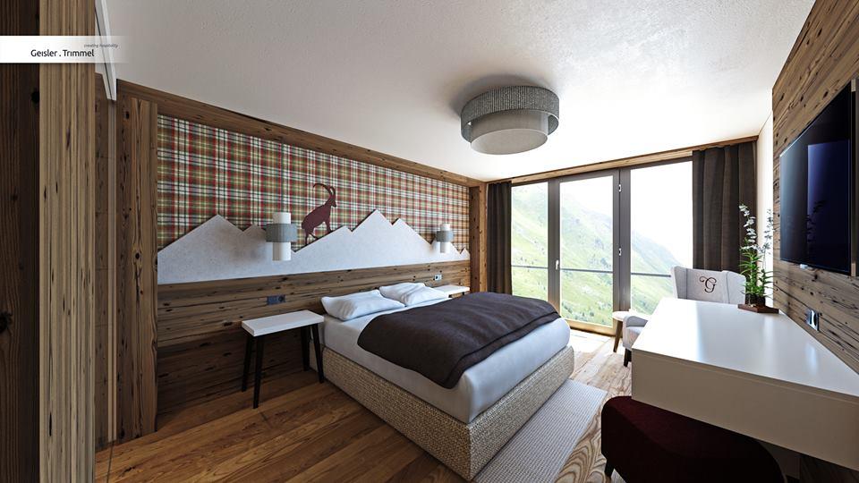Hotel gurglhof in obergurgl tradition trifft moderne for Hotelzimmer deko