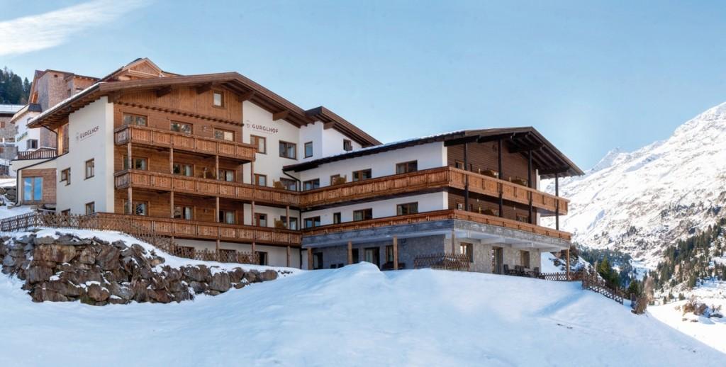 Es muss kein Traum mehr sein, das Apartment im Skigebiet. Das Apartmenthaus Gurglhof liegt direkt an der Piste.