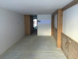 Zimmer vor dem Umbau ...