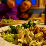Salat auf 2801m © Eva House