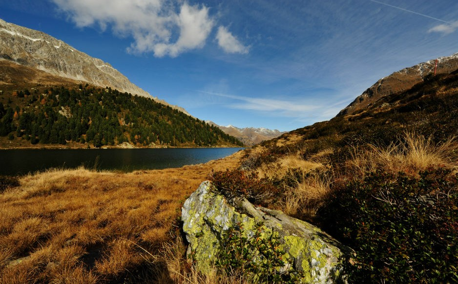 Herbstwandern im Defereggental