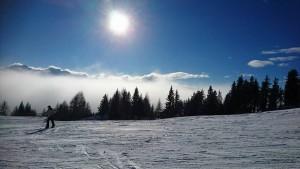 Skifahren in Osttirol ist auch im Februar noch ein richtiger Traum