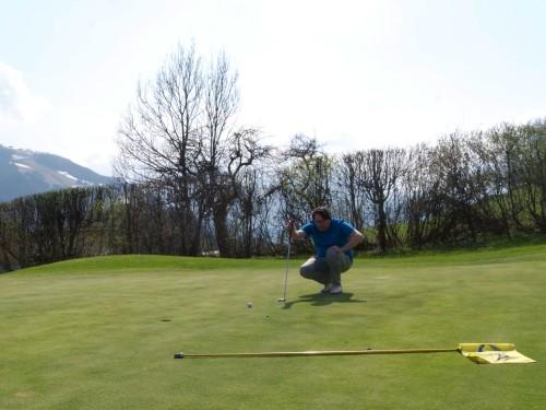 Nicht nur am Golfclub Reit im Winkl-Kössen beim Hotel Peternhof entscheidet die richtige Strategie über ein Birdie, Boogey oder Par-Spiel.