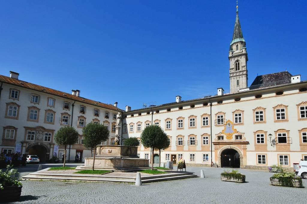Stift St. Peter Salzburg