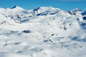 You should manage a proper snow cover that lasts about 214 days each year