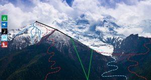 Wird der Salzburger Skiresort Obertauern tatsächlich in Indien nachgebaut?