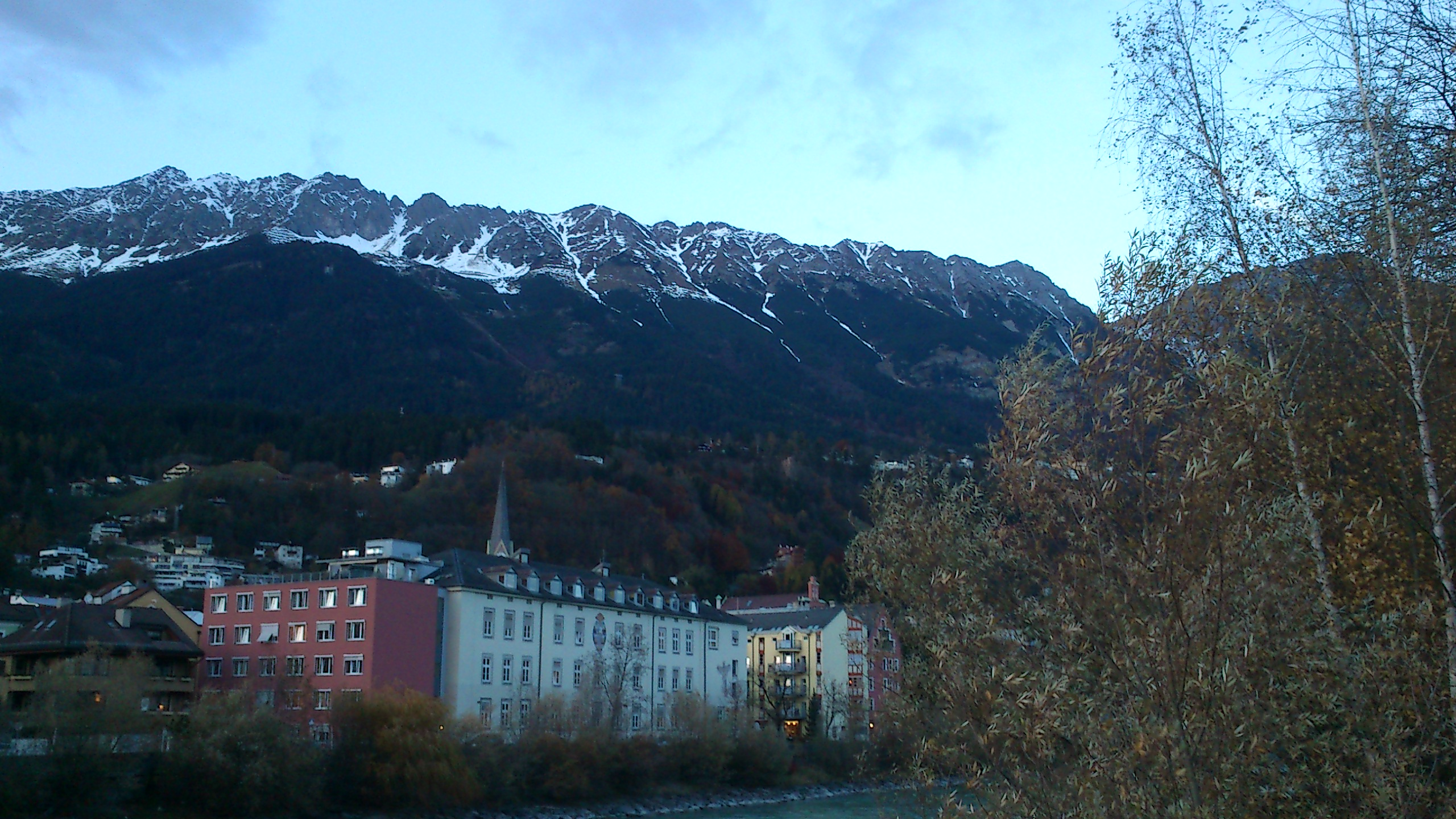 Hauptstadt Tirol