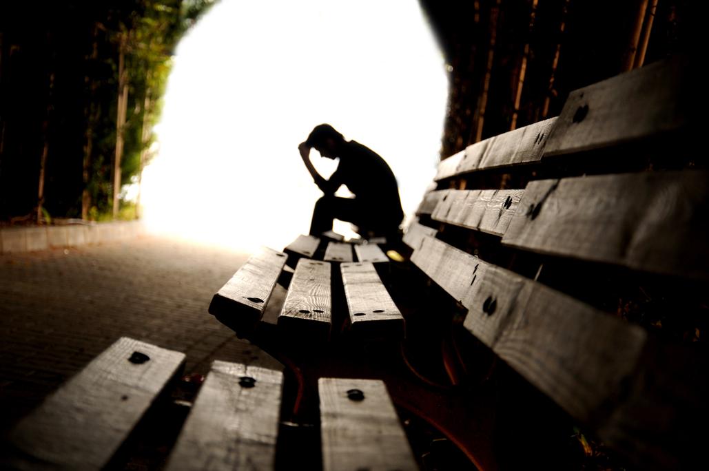 Eine Depression kann jeden treffen