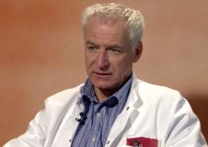Univ.Prof. Dr. Eberhard Deisenhammer von der Innsbrucker Universitätsklinik für Psychiatrie