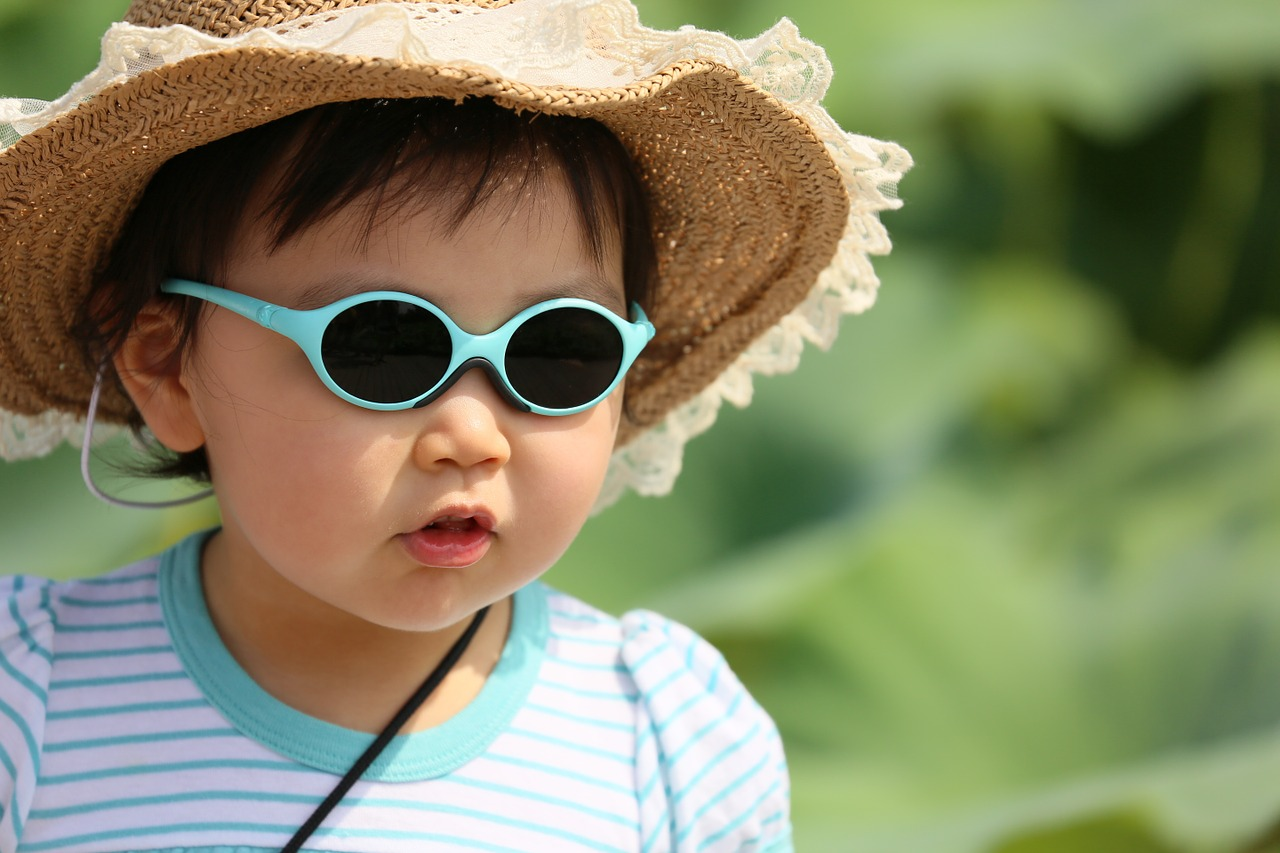 Sonnencremes mit hohem Lichtschutzfaktor sind bei Kindern besonders wichtig