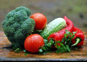 Eine ausgewogene Ernährung ist sehr wichtig für die Hautgesundheit