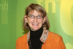 Anna Elisabeth Purtscher leitet den Studiengang Diaetologie an der fh gesundheit.