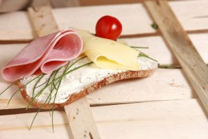 Ausgewogene Ernährung steigert die Lebensenergie.