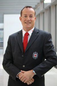 Mag. Manfred Gaber, Organisationsleiter des Blutspendedienstes in Tirol
