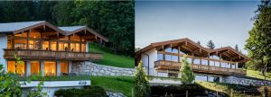Well-Fit-Chalet: Aussenansicht Well-Fit-Chalet Peternhof