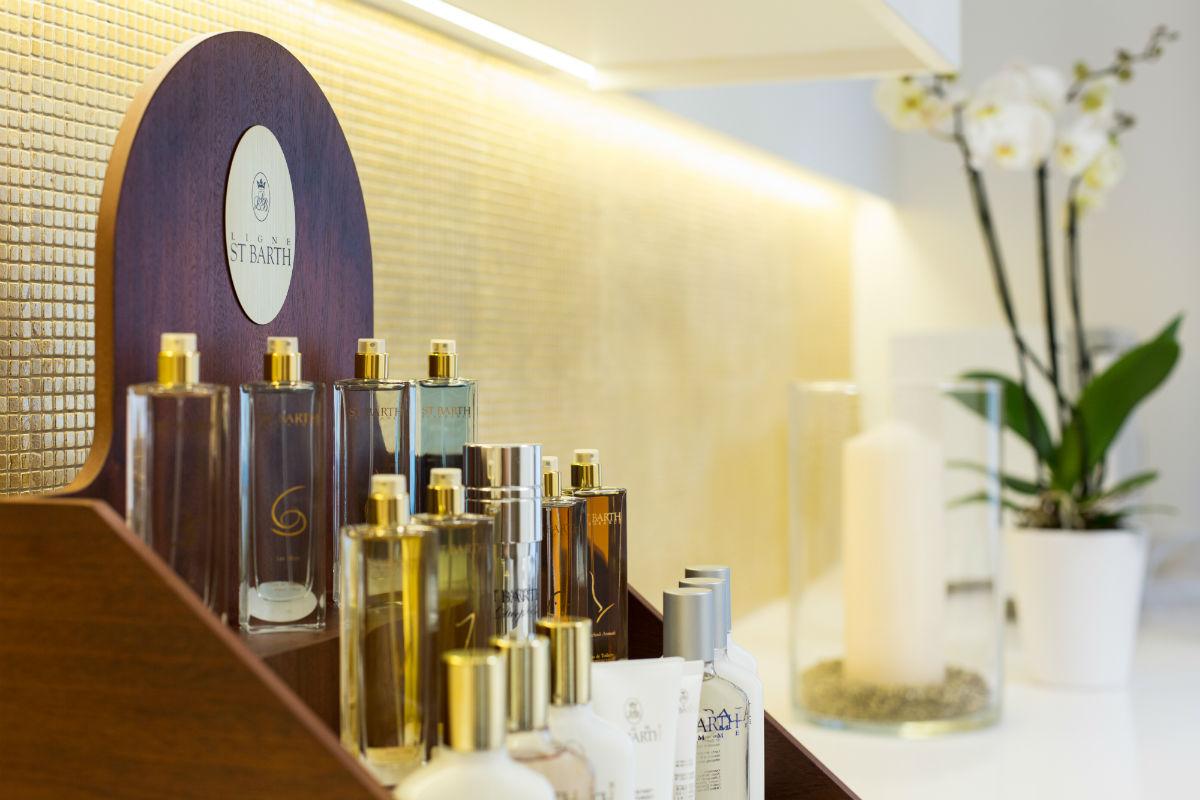 Beautybehandlungen mit exklusiven Marken wie St. Barth