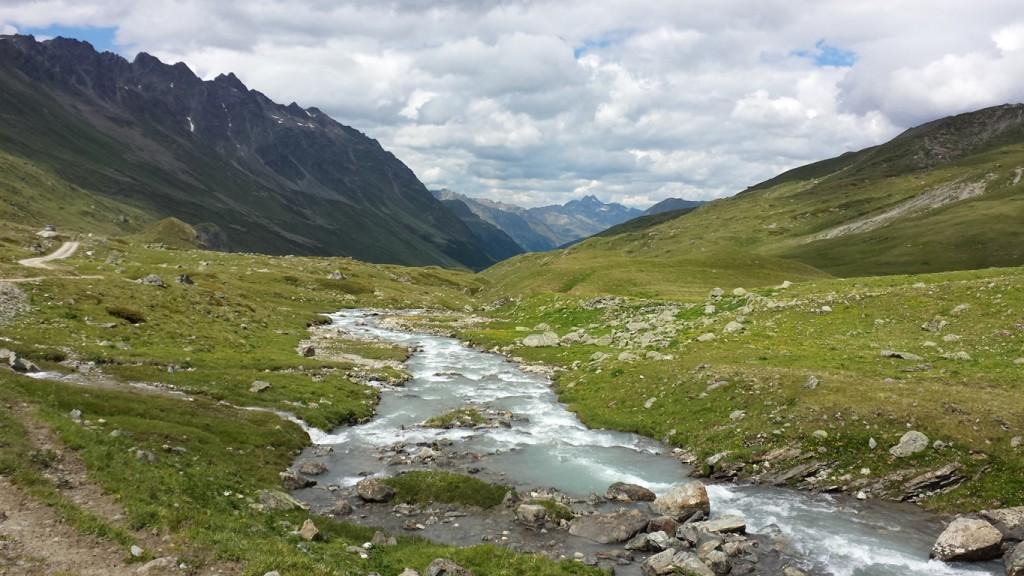 Eine grandiose Bergwelt erleben