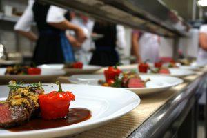 Die Regionalität und Saisonalität der Produkte ist ein großes Thema in der Küche von Herrn Sieberer.
