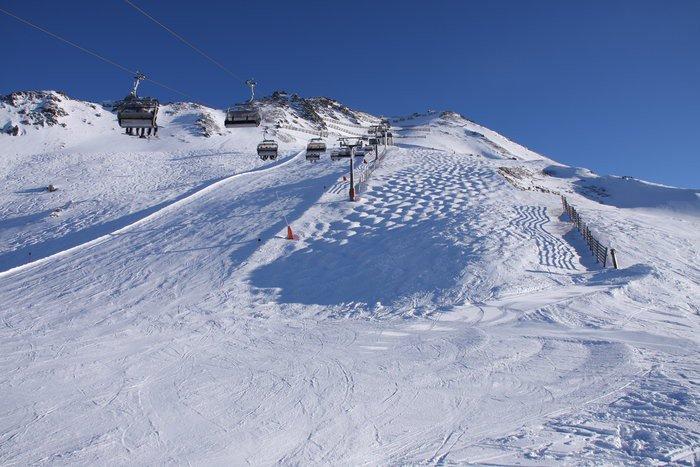 In Ischgl warten auf Wintersportfreunde traumhafte Bedingungen. (Foto: TVB Ischgl)
