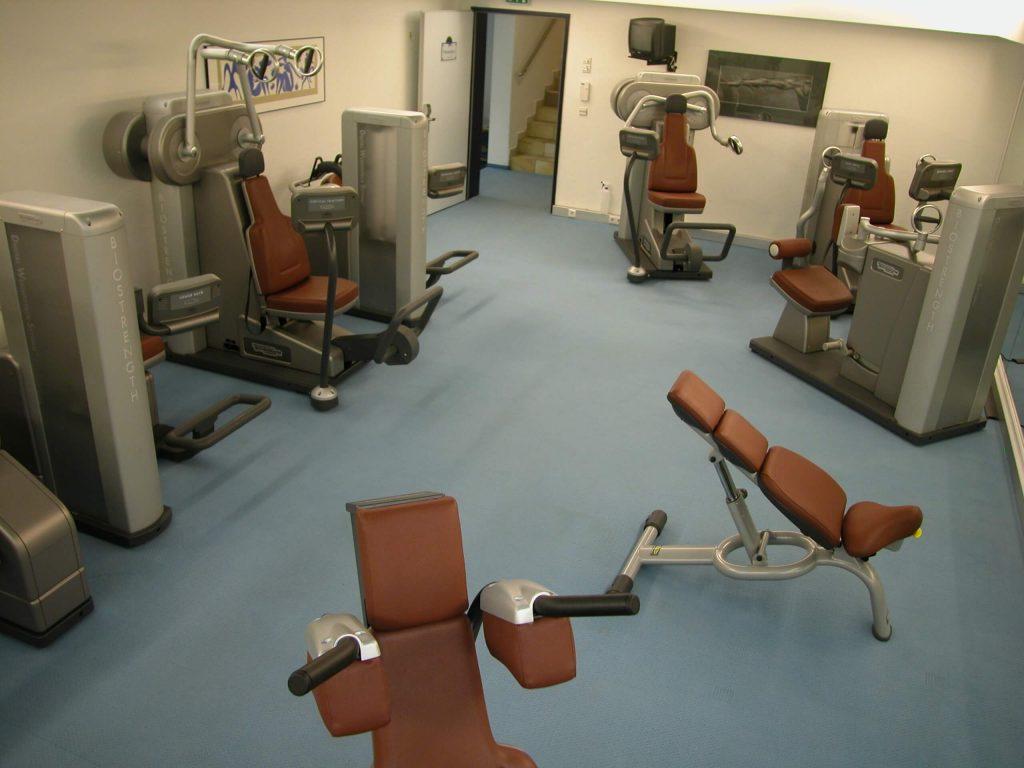 20 Jahre Trofana: der Fitness-Bereich hat sich auch um einiges geändert!