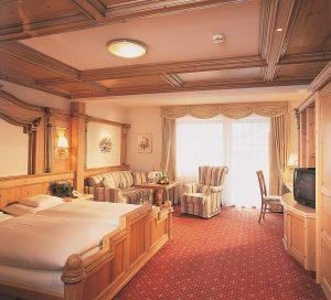 So sahen die Zimmer im Trofana Royal früher einmal aus.
