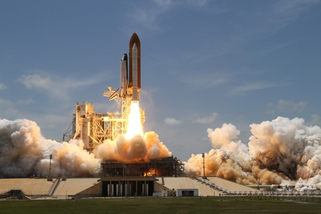 Ab in den Weltraum! Vielleicht mit Wolfram aus Tux an Board?