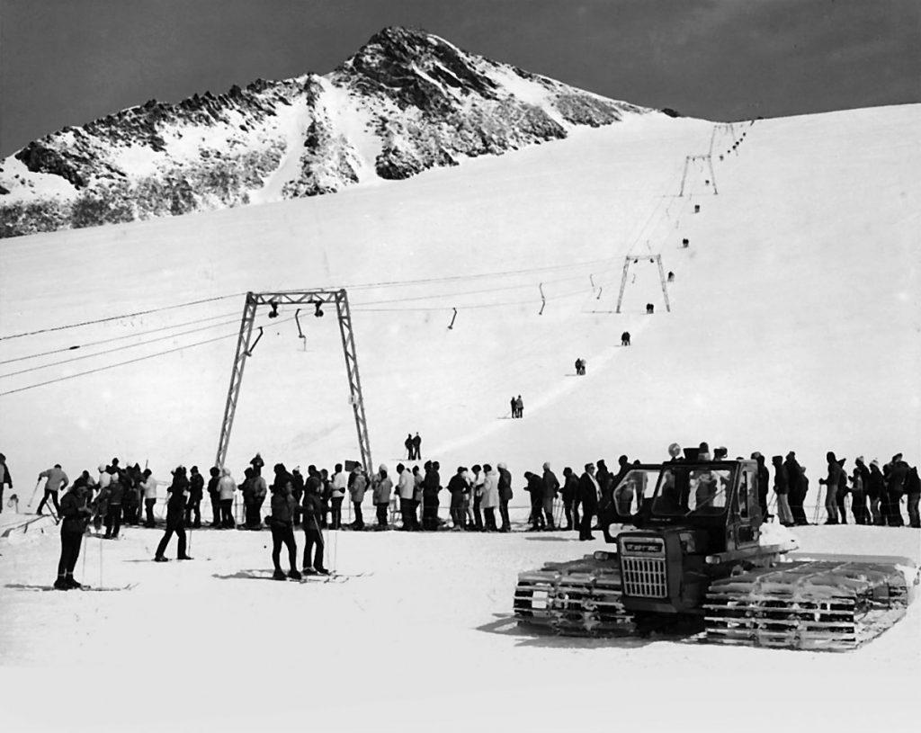 Skilift am Hintertuxer Gletscher (Bild: Hintertuxer Gletscher)