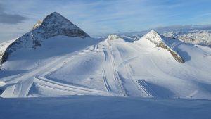 Der Gletscher ist zu Österreichs einziges Ganzjahresskigebiet geworden
