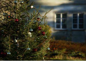 Weihnachten in den Bergen feiert man in kleinen Runden, unter Freunden oder in der Familie