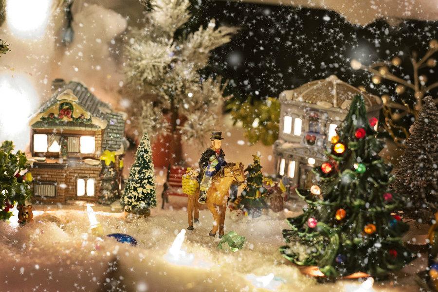 Wie Finn entdeckte, dass Weihnachten in den Bergen das beste Fest ist