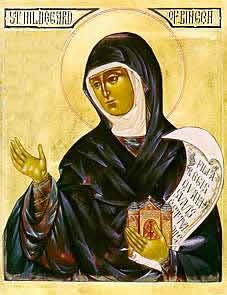 Hildegard von Bingen- Mystikerin und Kirchenlehrerin