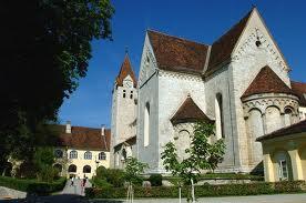 Die Basilika des Stiftes