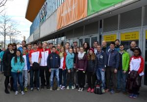 ICG Teilnehmer und Delegation aus Innsbruck