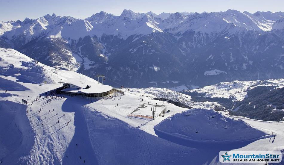 Eines der besten Skigebiete überhaupt. Behaupten viele.