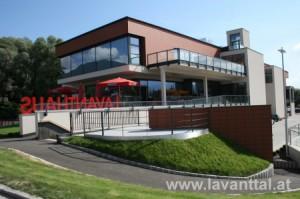 Das Lavanthaus in Wolfsberg begeistert durch seine Vielfalt.