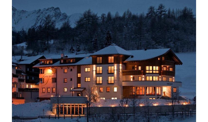 """Der perfekte Rückzugsort für Familien: Das Hotel """"Puint"""" in Ladis!"""