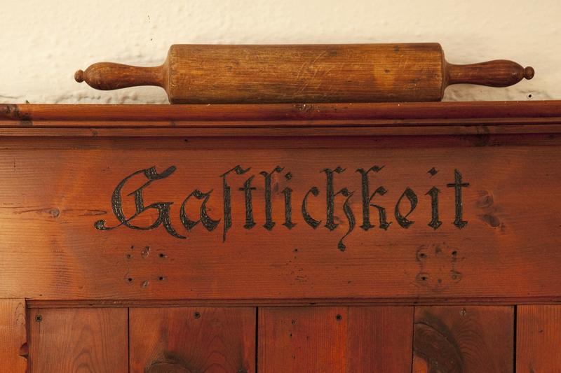 Für mich besonders wichtig: Die Tiroler Gastlichkeit! © Tiroler Wirtshaus