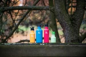 Trinkflaschen: praktisch, stylisch, cool