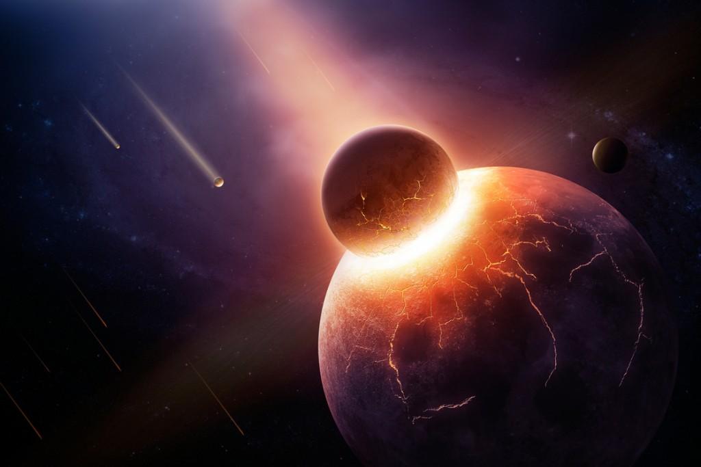 Ein Asteroid könnte am 28. September die Erde pulverisieren