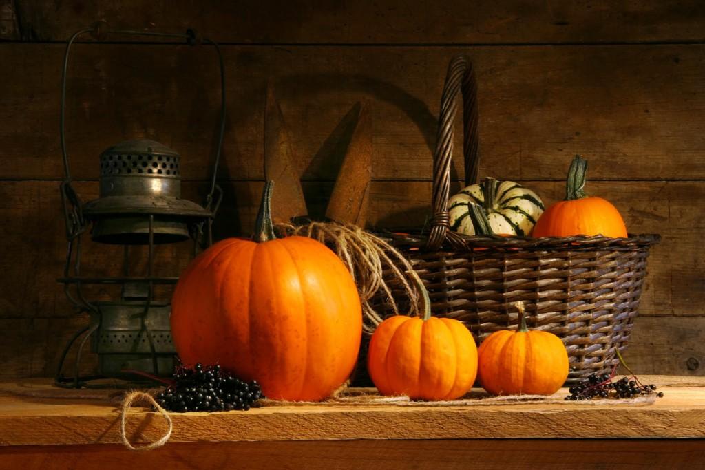 Erntedankfest - ein traditionelles Fest zum Dank der Gaben